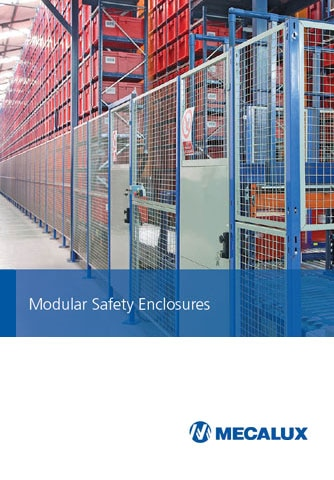 Modular safety enclosures