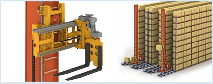 Automate your warehouse in a fast and economical way