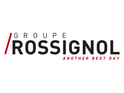 The new ski equipment warehouse of Rossignol in France