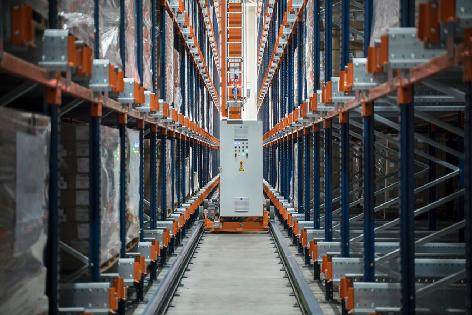 Finieco has revamped its logistics systems with the start-up of a new automated warehouse in Portugal.