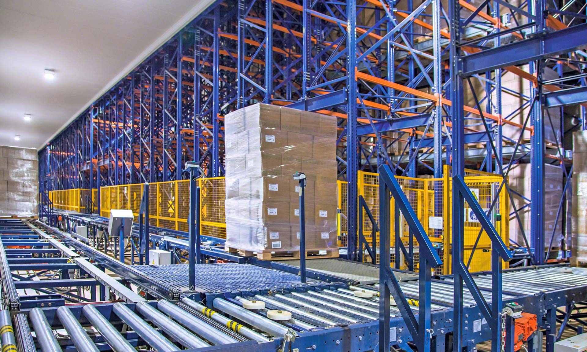 Bem Brasil: new freezer store to double production volume