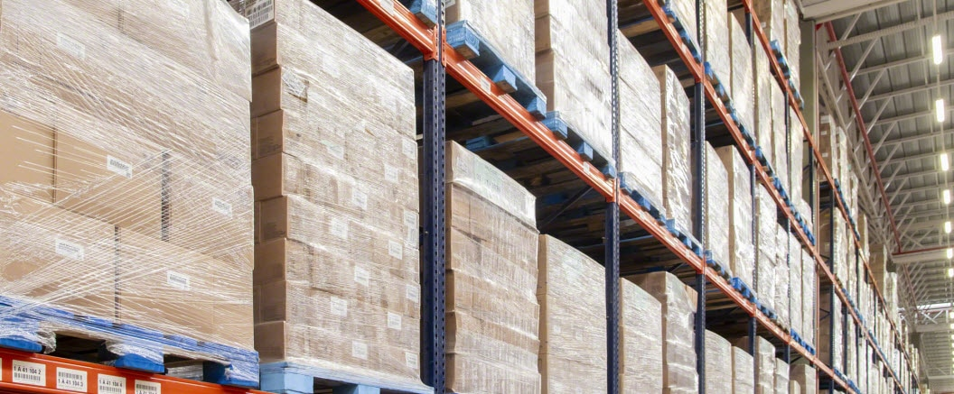 Easy Logistique: warehouse for household furniture