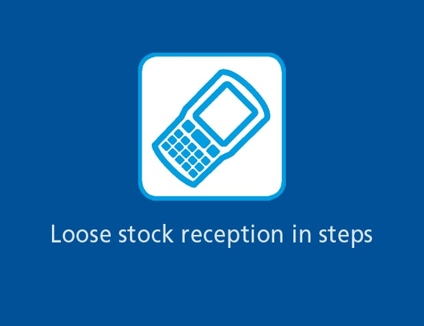 Loose stock reception